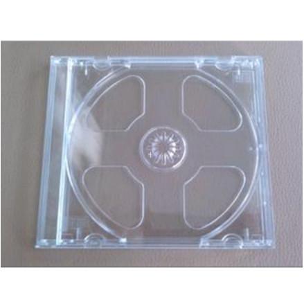 Foto Produk Kotak CD / DVD Mika Transparan - single dari PojokITcom Pusat IT Comp