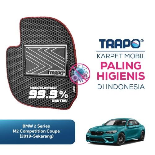 Foto Produk Karpet Trapo BMW 2 Series M2 Competition (2019-Sekarang) Bagasi Saja dari Trapo Indonesia