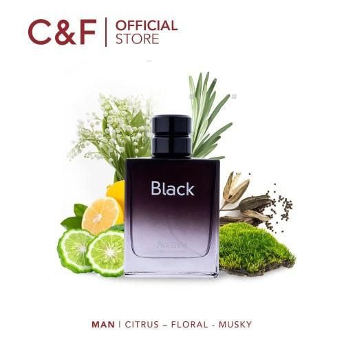 Foto Produk PARFUM AVICENNA BLACK EDT 100 ML dari C&F Store Official