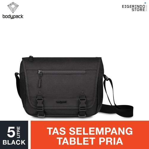 Foto Produk Bodypack Work Wanderlust 4.1 Tablet Shoulder Bag - Black 5L dari Eigerindo Store