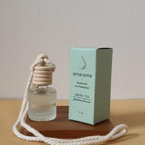 Foto Produk Pengharum Mobil, Parfum Mobil, Aroma terapi, Pewangi Ruangan Amarome - Green Tea dari Joipify