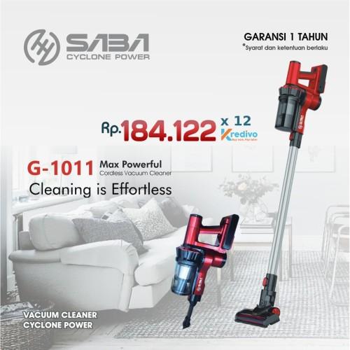 Foto Produk Vacuum Cleaner / Alat Penyedot Debu Cyclone Power G-1011 Premium dari Rajaindotools