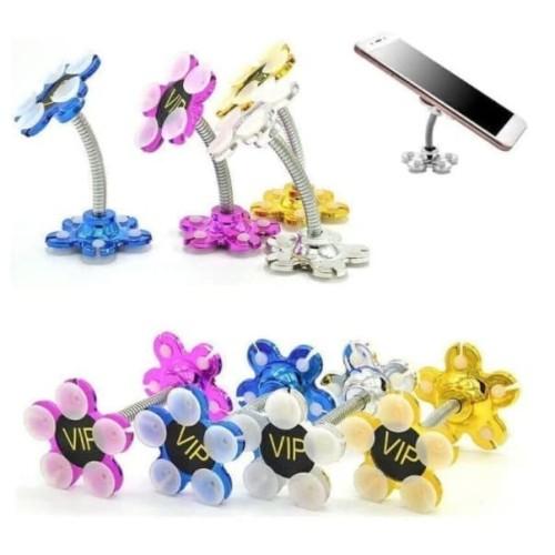 Foto Produk Holder Flower / Holder Bunga Stand Phone Holder 360 Degree Stick RIng dari Stofer Shop