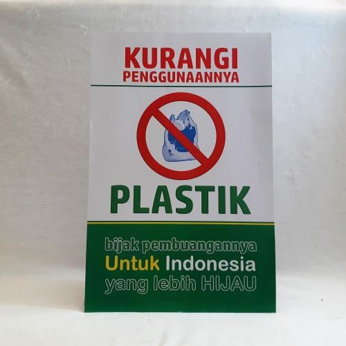 Foto Produk Poster Hemat Sampah Plastik 2 dari Syafana