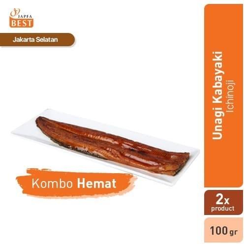 Foto Produk Unagi Kabayaki Utuh [2 Pcs x 100 gr] dari Japfa Best Jakarta
