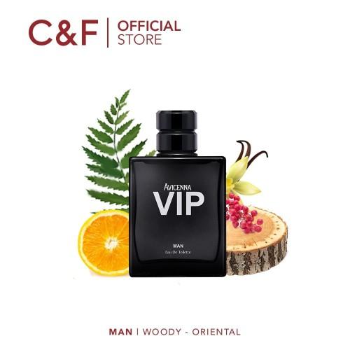 Foto Produk AVICENNA VIP MAN EDT 100 ML dari C&F Store Official