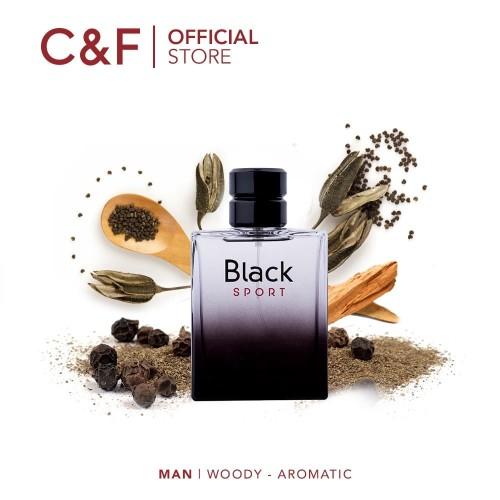 Foto Produk PARFUM AVICENNA BLACK SPORT EDT 100 ML dari C&F Store Official