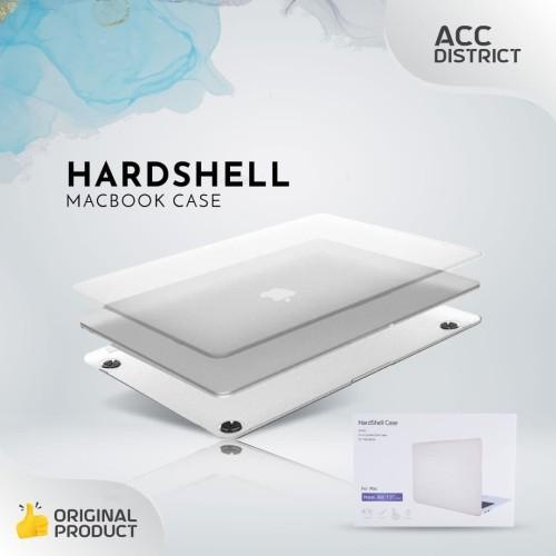 Foto Produk MacBook Case Clear / Bening / Transparan   Air Pro 13 15 16 Touchbar - A1932/2179/2337 dari AccDistrict