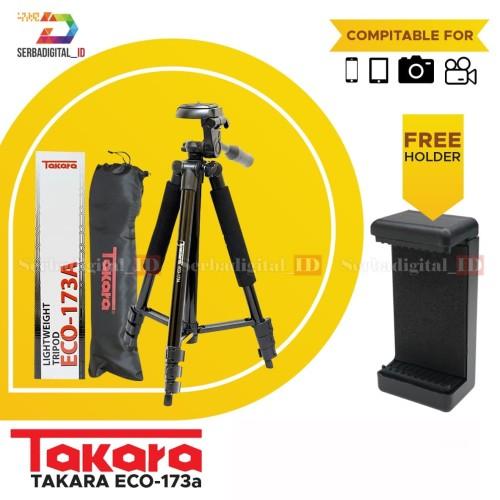 Foto Produk Tripod Takara eco 173A dari serbadigital-id