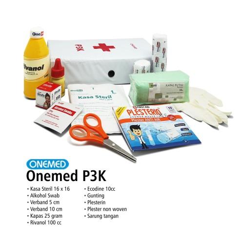 Foto Produk Kotak P3K + Isi OneMed dari Onemed Rawat Luka