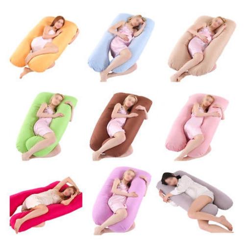 Foto Produk Bantal Hamil Maternity Pillows Bisa Gosen - POLOS dari MY ZaZaFa