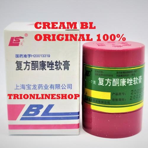 Foto Produk SALEP BL Cream BL ORIGINAL BERGARANSI JIKA TERBUKTI PALSU dari TRIONLINESHOP