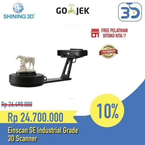 Foto Produk Einscan SE Industrial Grade 3D Scanner Bergaransi Resmi dari 3D Zaiku