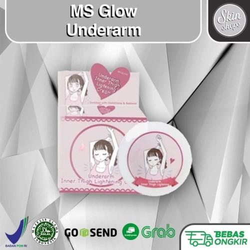 Foto Produk Underarm MS GLOW (Mempermutih Ketiak) dari SkinShops