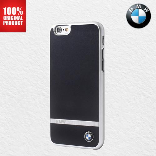 Foto Produk Casing iPhone SE (2020) Signature Aluminium Stripe BMW - Black dari PlayWorks Official Store
