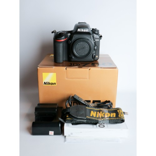Foto Produk NIKON D750 BODY ONLY LIKE NEW MULUSS dari Finding Camera