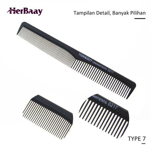 Foto Produk Sisir Styling Professional Salon Untuk Semua Jenis Rambut - 7 dari HerBaay official Store