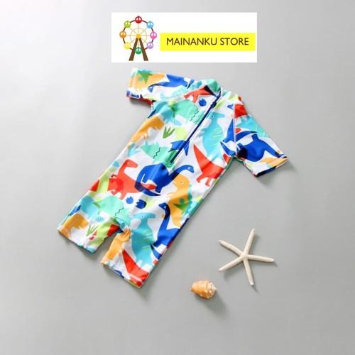 Foto Produk MAINANKU baju renang anak kartun / baju renang anak laki laki - S dari mainankustore