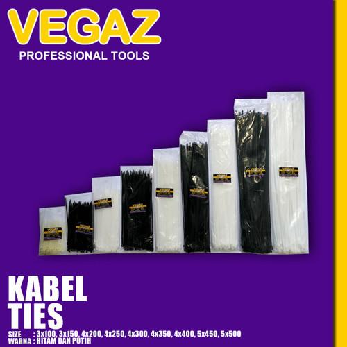Foto Produk VEGAZ - Kabel Ties / Cable Ties dari Vegaz-Tools