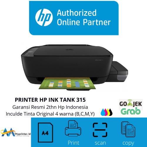 Foto Produk HP Ink Tank 315 All in One dari myprinter.id
