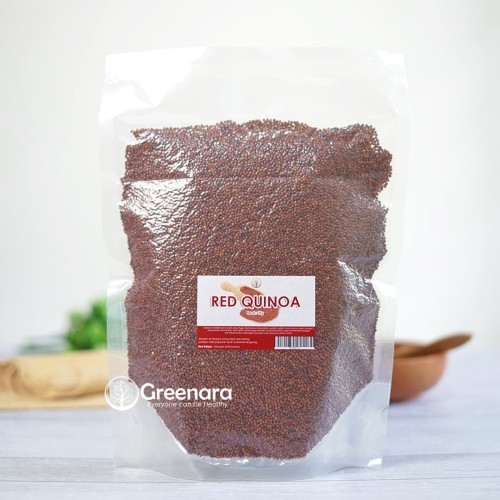 Foto Produk Red Quinoa 1Kg / quinoa merah dari Greenara