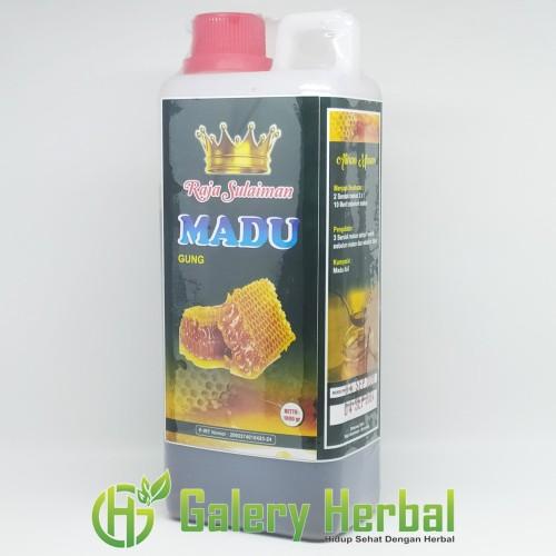 Foto Produk Madu Tawon Gung Raja Sulaiman 1kg dari Galery Herbal Store