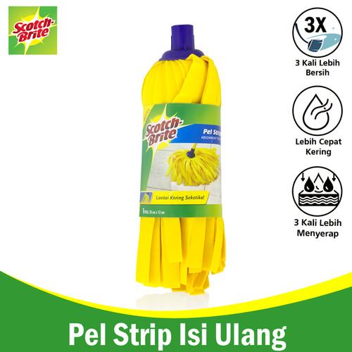 Foto Produk 3M Scotch-Brite 3M Pel Strip Kuning Refill ID-73 dari Tchome Official Store