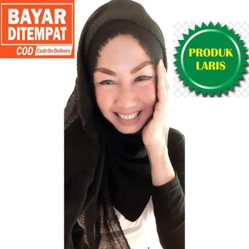 Foto Produk MIENANTI SHOP - HK006 Hijab Kerut Panjang 180 x 90 Cm dari Mienanti Shop