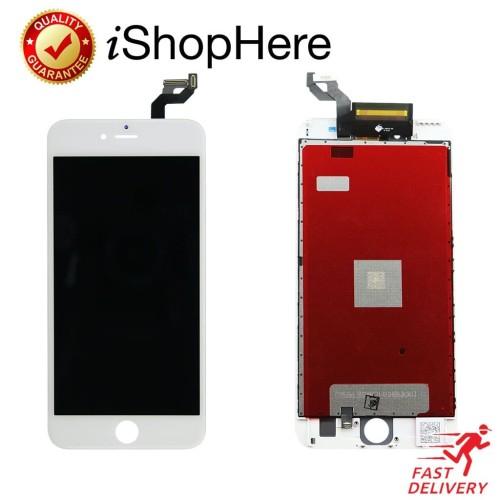 Foto Produk Premium Quality Layar LCD iPhone 6S Plus & Touchscreen. Ori Original - Putih dari iShop Here
