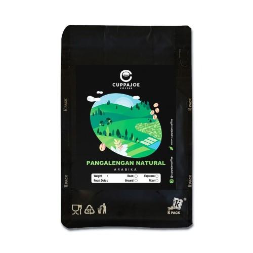 Foto Produk Kopi Arabika Pangalengan Natural 100 gram (Biji/Bubuk) - Bubuk dari CuppaJoe
