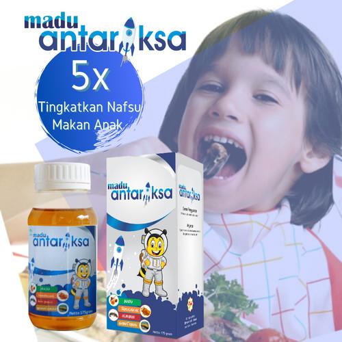 Foto Produk Madu Antariksa, vitamin anak herbal, penambah nafsu makan, terbukti ! dari Senja Hari