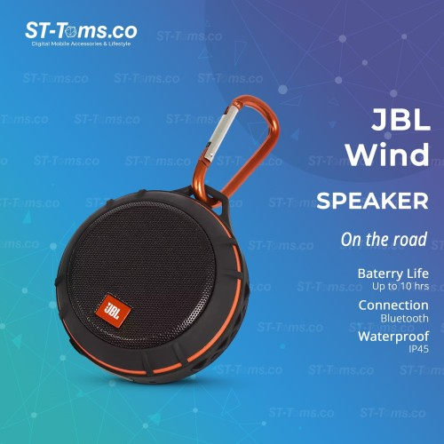 Foto Produk JBL Wind Portable Bluetooth Speaker dari ST-Toms.co