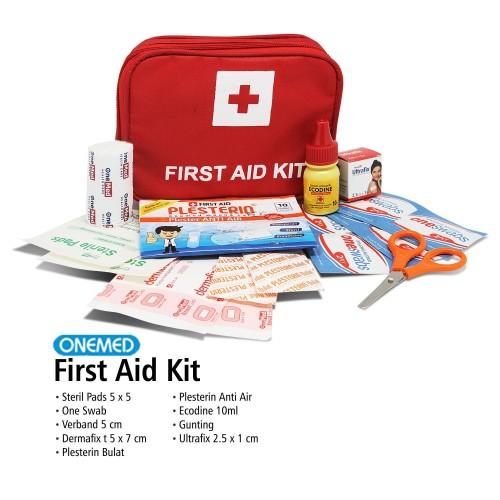 Foto Produk First Aid Bag Kit OneMed dari Onemed Rawat Luka