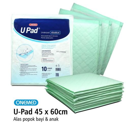 Foto Produk Underpad 45x60cm Onemed Pak Isi 10 Lembar dari Onemed.Jakarta