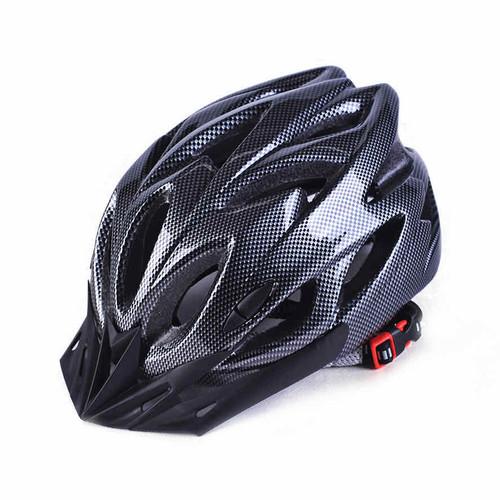 Foto Produk Helm Sepeda Gunung Ultra Ringan dgn Ventilasi Udara Unisex - Hitam dari pneumatic store