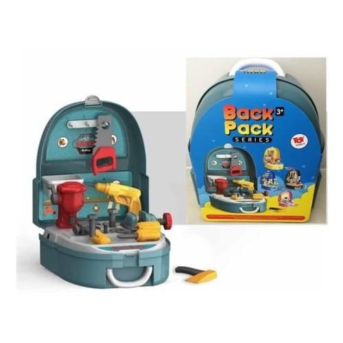Foto Produk Deluxe Tool Set Koper Perkakas Konstruksi Mainan Anak dari Sportsite