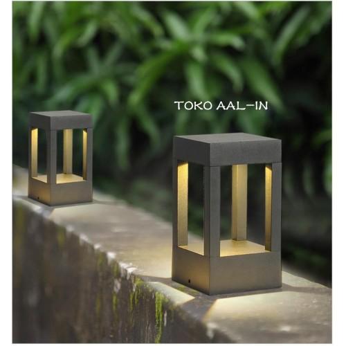 Jual Lampu Taman Led Lampu Dinding Minimalis Lampu Pagar Lampu Pilar Ip65 Kotak Jakarta Barat Toko Aal In Tokopedia