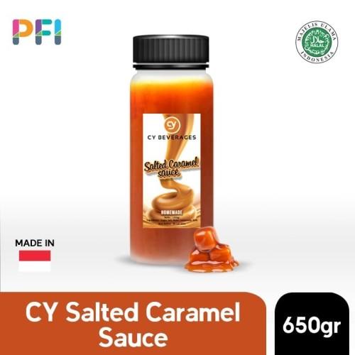 Foto Produk Salted Caramel Sauce CY 650g dari Premium Food Importer