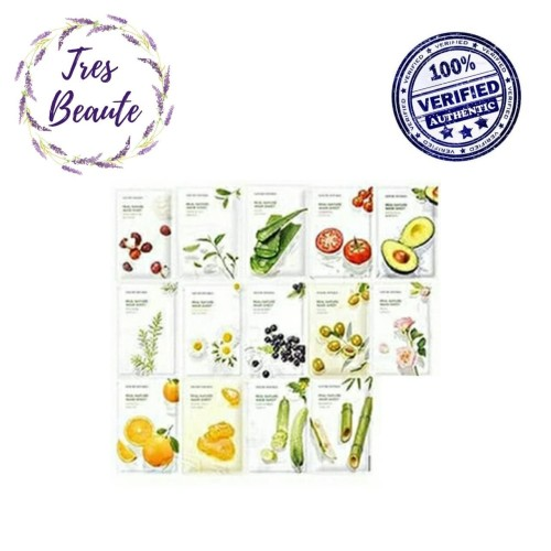 Foto Produk NATURE REPUBLIC REAL NATURE MASK SHEET dari Tres Beaute