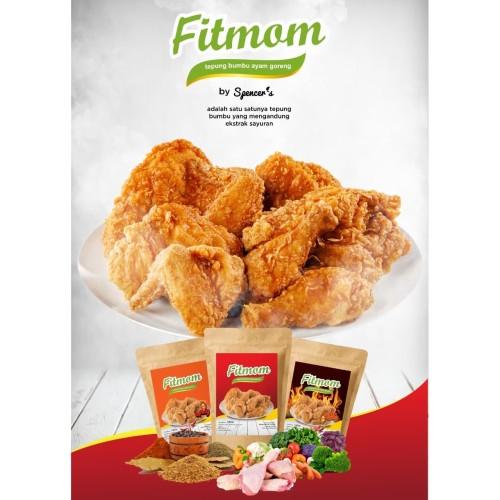 Jual Fitmom By Spencer S Tepung Bumbu Ayam Goreng Non Msg Halal Super Spicy Kota Surabaya Kosmetik Ksad Tokopedia