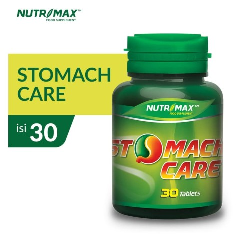 Foto Produk NUTRIMAX STOMACH CARE ISI 30 TABLET dari Nutrimax Official Store