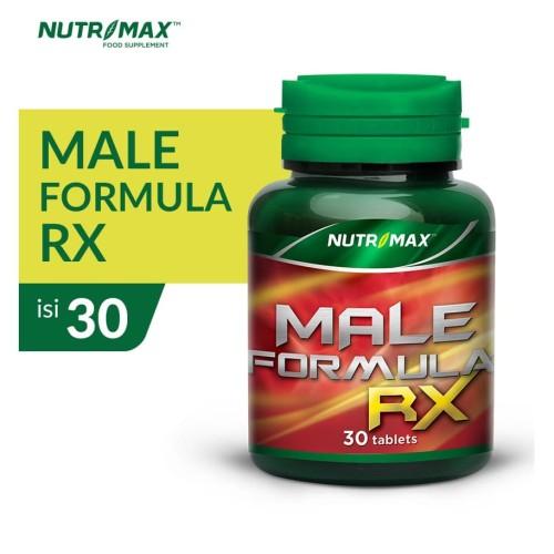 Foto Produk NUTRIMAX MALE FORMULA RX 30 TABLET dari Nutrimax Official Store