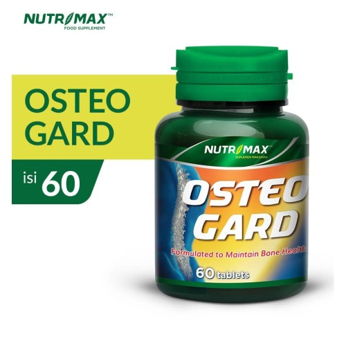 Foto Produk NUTRIMAX OSTEO GARD 60 TABLET dari Nutrimax Official Store