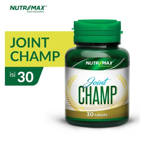 Foto Produk Nutrimax Joint Champ isi 30 Tablet dari Nutrimax Official Store