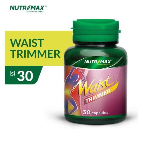 Foto Produk NUTRIMAX WAIST TRIMMER ISI 30 NATURECAPS dari Nutrimax Official Store