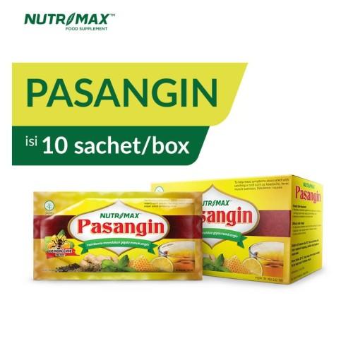 Foto Produk NUTRIMAX PASANGIN 15ml dari Nutrimax Official Store