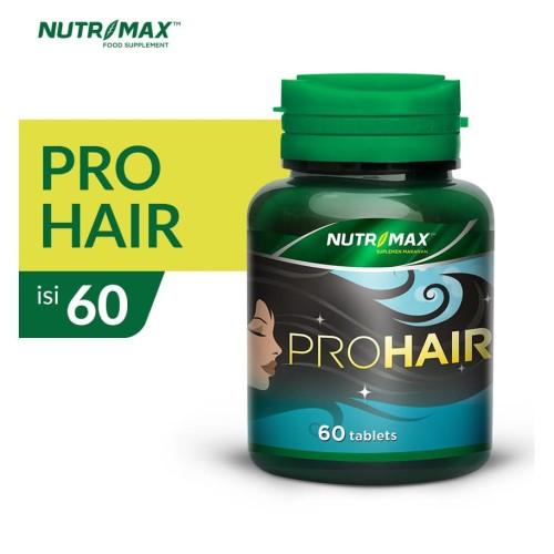 Foto Produk NUTRIMAX PRO HAIR (SEBELUMNYA : HAIR SHINE) ISI 60 TABLET dari Nutrimax Official Store