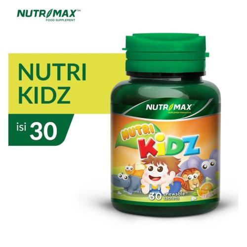 Foto Produk NUTRIMAX NUTRI KIDZ 30 TABLET dari Nutrimax Official Store