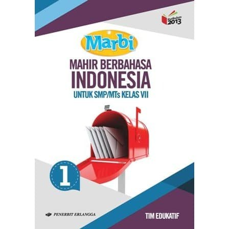 Foto Produk Buku Marbi Bahasa Indonesia Smp Mts Kelas 7 / kelas VII / Kelas 3 smp dari DUTA BUKU PELAJARAN UMUM