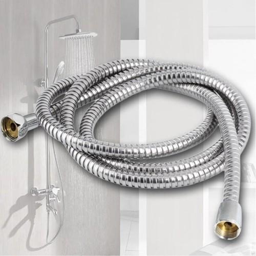 Foto Produk Stainless Steel Shower Hose High Quality /Selang Shower Kmr mandi 1.5m dari MULTI g